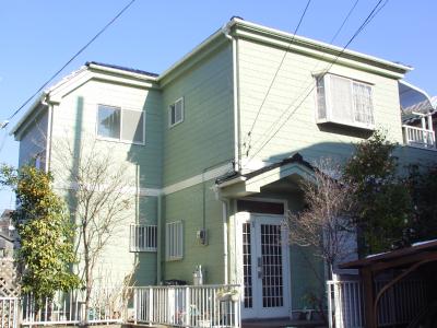 外壁塗装工事 千葉県 船橋市 塗り替え 住宅