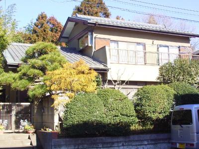 外壁塗装工事 千葉県 千葉市 塗り替え 住宅
