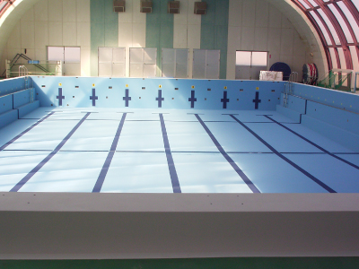 塗り替え 塗装 プール