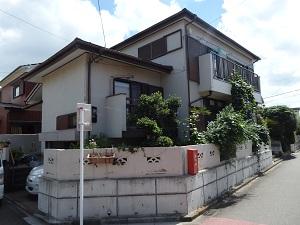 外壁・屋根 塗り替え工事 千葉県船橋市TS様邸