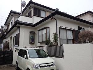 外壁 塗替え工事 千葉県船橋市YA様邸