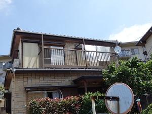 外壁・屋根 塗替え工事 千葉県船橋市TA邸