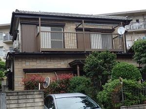 外壁・屋根 塗替え工事 千葉県船橋市TA様邸