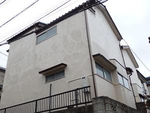 外壁・屋根 塗替え工事 千葉県船橋市YA様邸